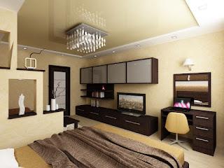 Приемы, помогающие расширить пространство в маленьких помещениях