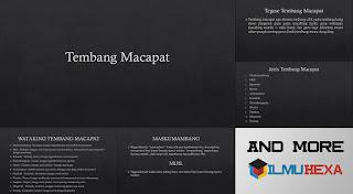 Download Power Point Tembang Macapat
