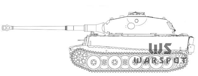 [academy] Schwerer-Flammpanzer auf Tiger I (Flammanlage auf Tiger I – 'Flammpanzer VI'') (what if) réf 13299 - Page 2 Vk4502dev10-f94691d9fd62d0929735a66b3f72cfb3