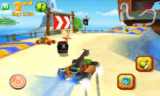 Shrek Kart MOD Apk Data Obb - Free Download Android Game