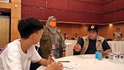 Hari ke 2 Bimtek JituPasna Angkatan VI, Tampilkan Narasumber dari BNPB