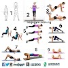 Tuesday 20/08 Workout plan
