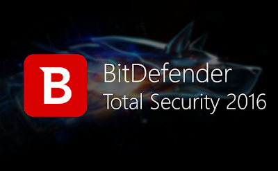 Bitdefender Total Security 2016 + 101% Working Serial Key