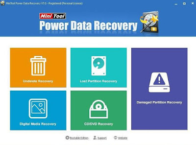 MiniTool Partition Recovery gratis