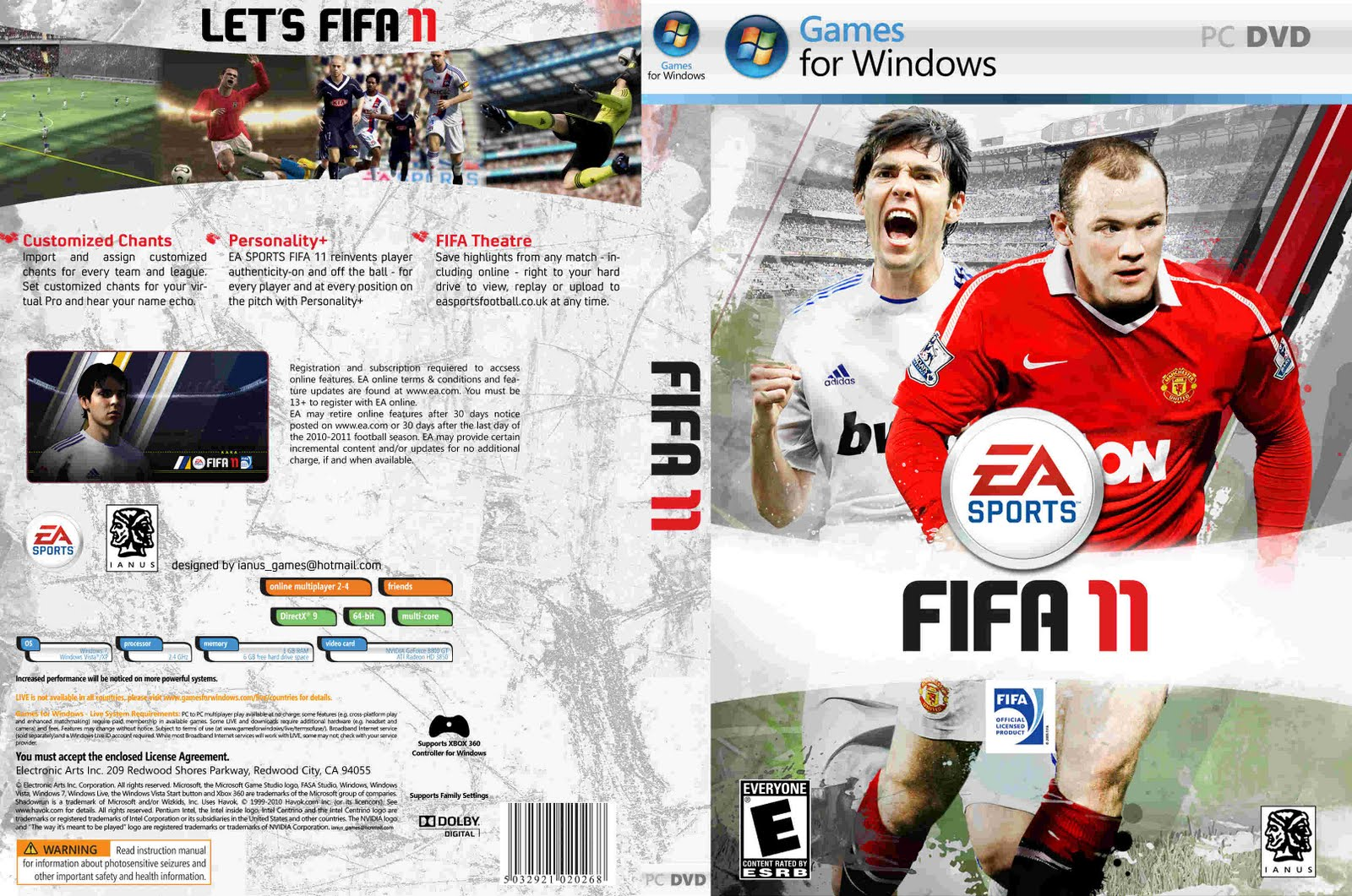 fifa 2011 game free download full version for pc