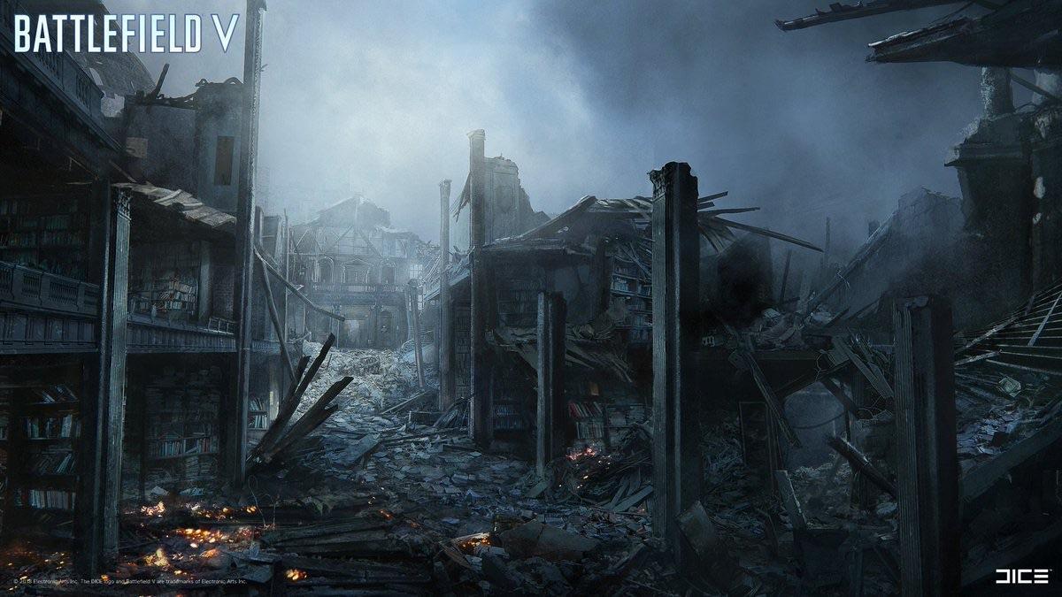 Entenda o porque de Battlefield V precisar de mais mapas como Devastação