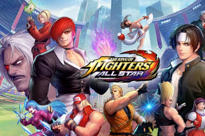The King of Fighters Allstar Mobile will be Released in a Global Version This Year