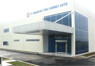 Loker KIIC Karawang Terbaru Via Email PT Indonesia Thai Summit Auto