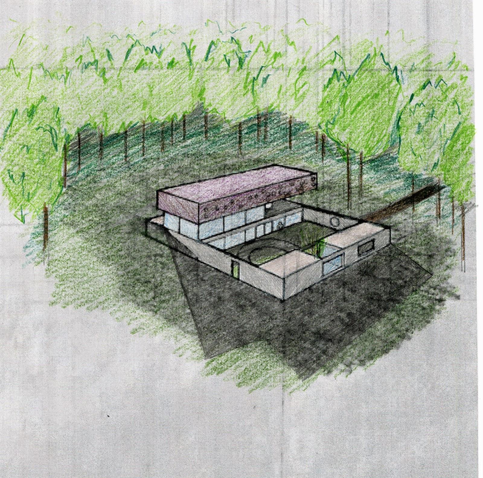 Portfolio maison a bordeaux rem koolhaas drawings - Maison de l architecture bordeaux ...