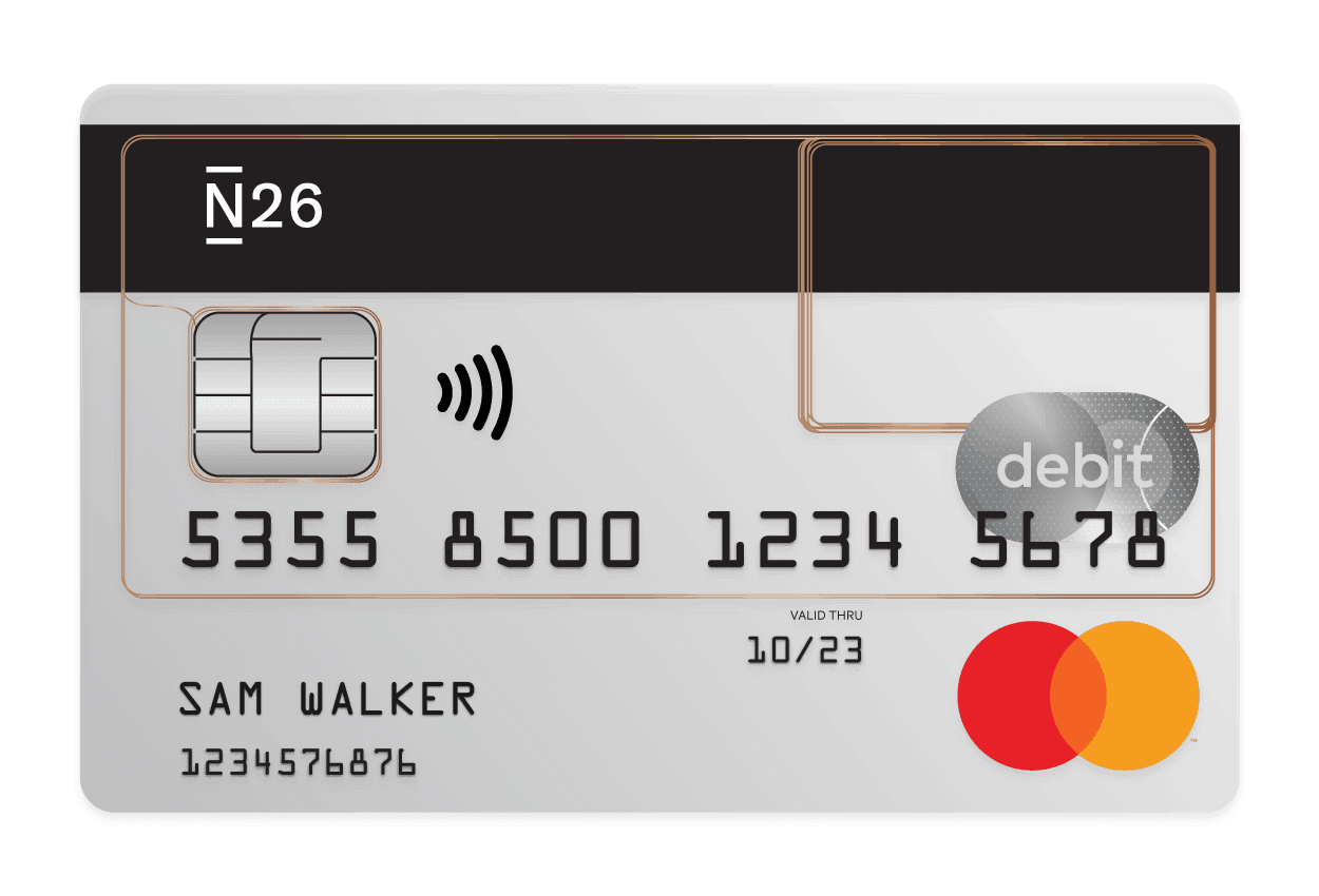 n26 review a free mastercard and bank account
