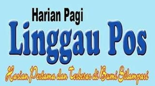 LOKER OB HARIAN PAGI LINGGAU POS OKTOBER 2019