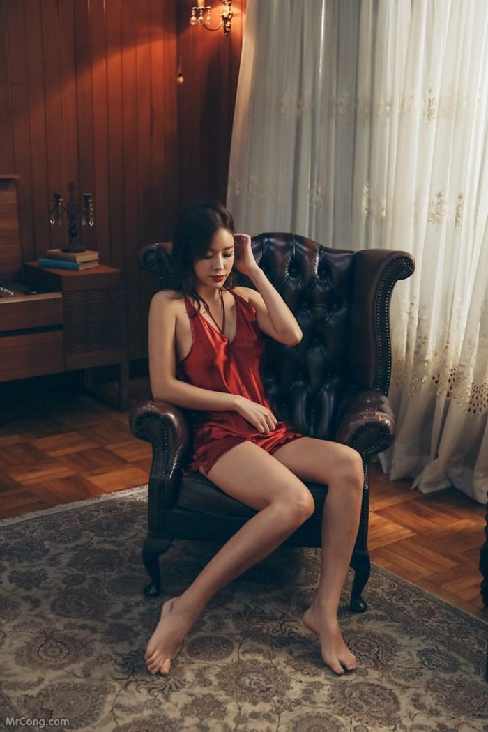 Image Kwon-Soo-Jung-MrCong.com-035 in post Người đẹp Kwon Soo Jung đầy mê hoặc trong bộ sưu tập nội y (134 ảnh)