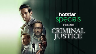 hotstar criminal justice review