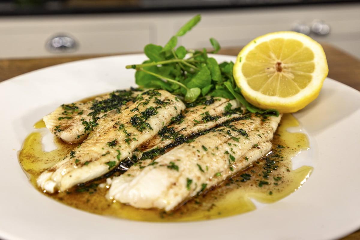 ikan pipih - seafood untuk diet pemuda