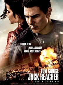 Baixar Jack Reacher: Sem Retorno Dublado Torrent