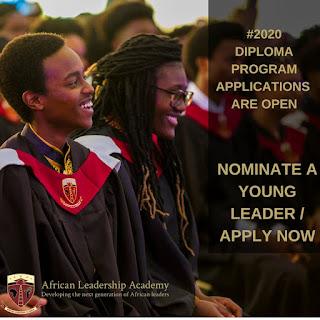 Apply for African Leadership Academy (ALA) Diploma Program 2020