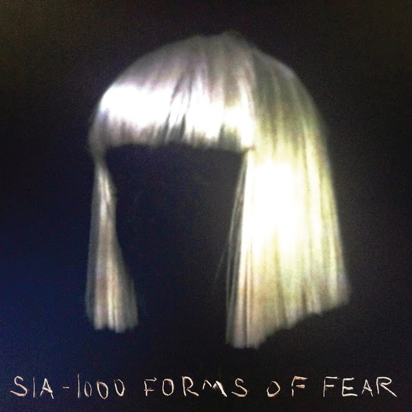 Sia - 1000 Forms of Fear Cover
