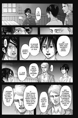 Reseña de Ataque a los Titanes vols. 32 y 33 de Hajime Isayama - Norma Editorial