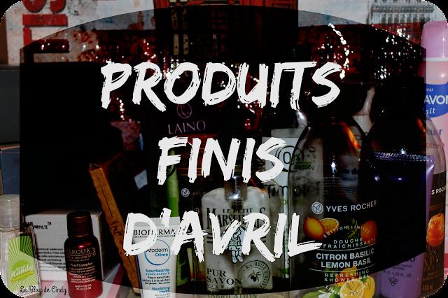 PRODUITS FINIS