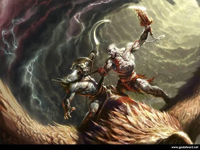 God Of War [Dios De La Guerra] PC FULL Español