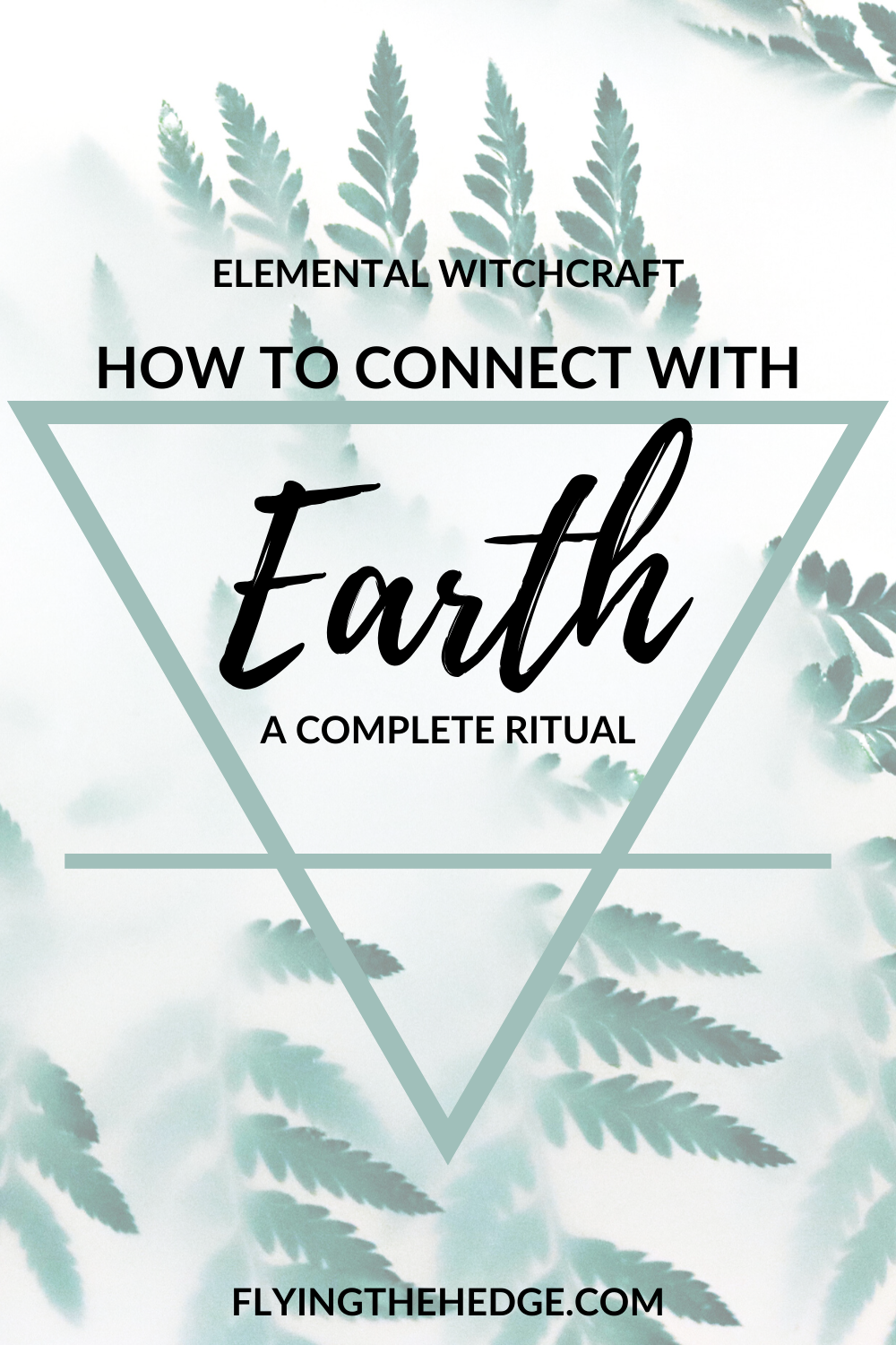 earth magic, earth ritual, witchcraft, earth witch, elemental magic