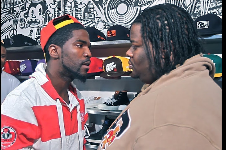 Was Tsu Surf vs Big T The Best Small Room Battle Ever?