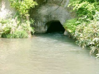 戸ノ口堰洞穴 飯盛山 / 会津若松市