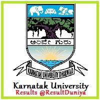 Karnatak University Results 2020-21