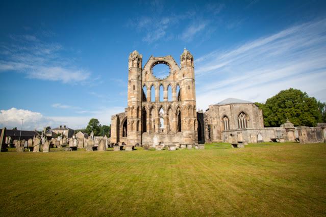 Elgin-Cattedrale