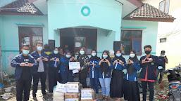 GenBI Salurkan Donasi Peduli Banjir