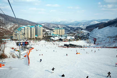 konjiam Resort - Salika Travel - Paket Tour 5D3N Korea