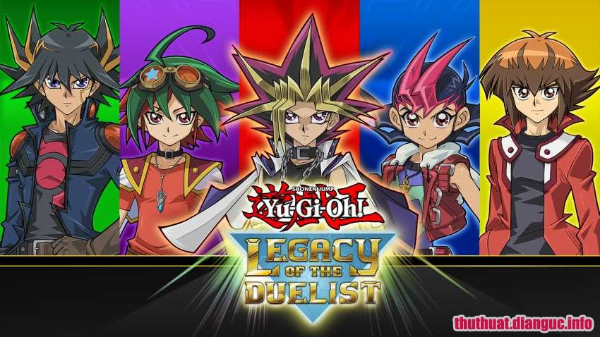 Download Game Yu-Gi-Oh! Legacy of the Duelist Full Cr@ck