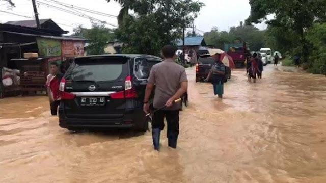 Calon Ibu Kota Baru Banjir, HNW: Maukah Investor Tetap Investasi?