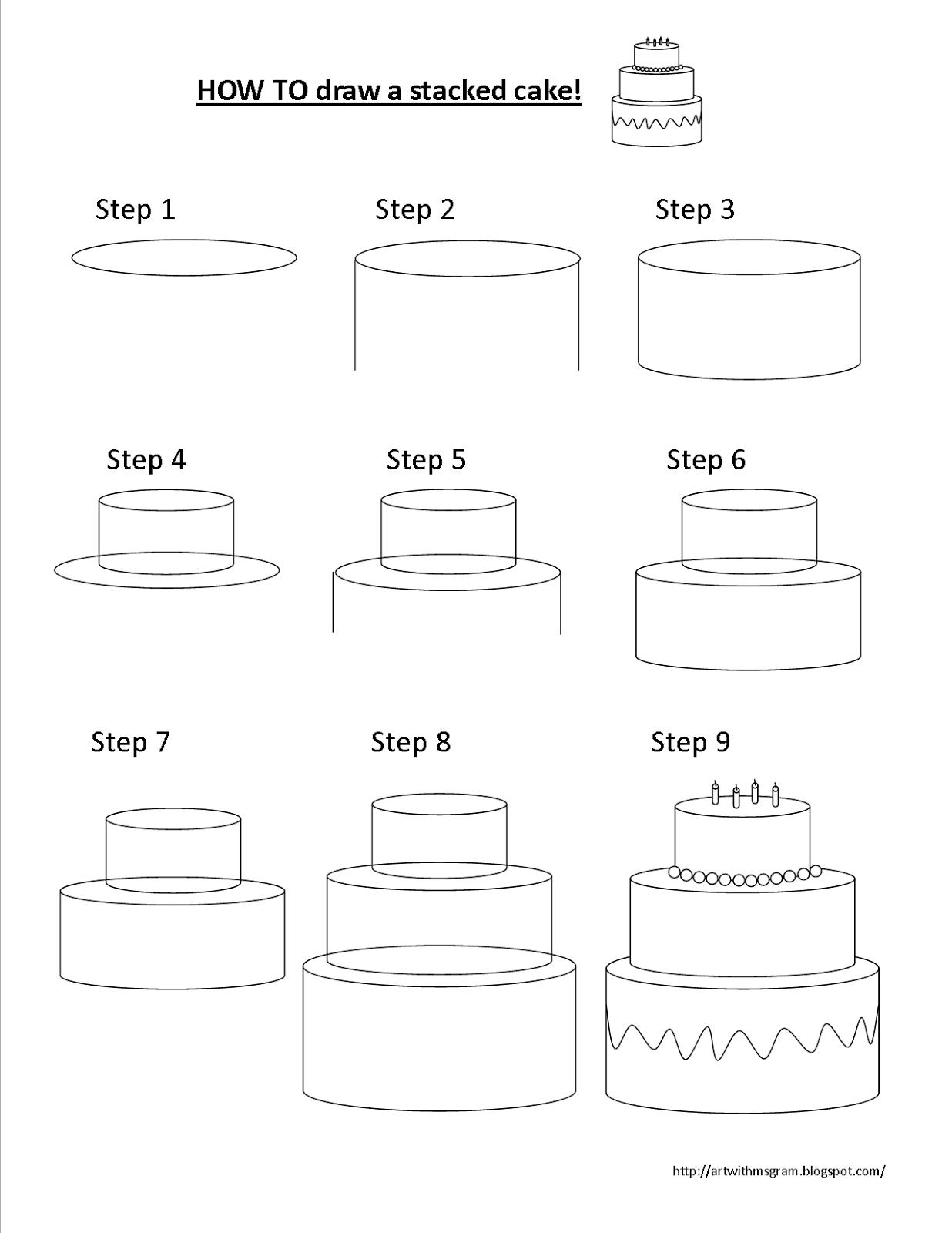 Cake Printables