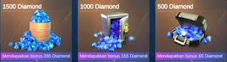 tips trik rahasia memperoleh diamond ML Gratisan