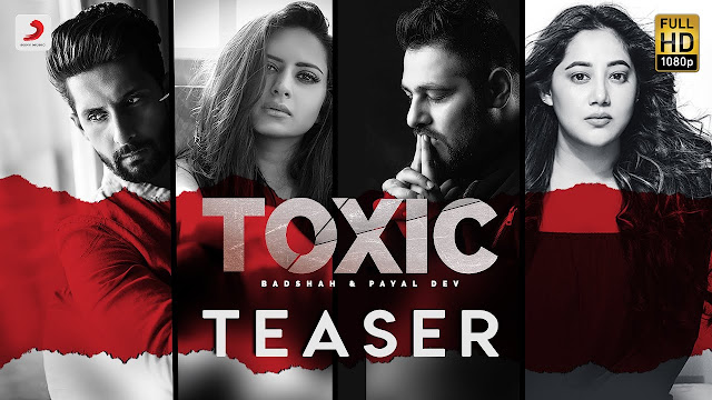 Toxic lyrics - Badshah | Patal Dev