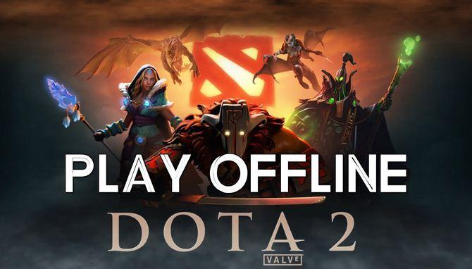 Download Dota 2 Offline V866 No Steam Full 2016 Frame Pc
