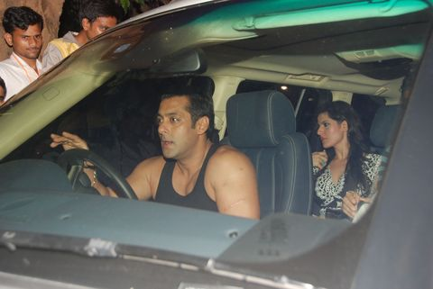 Similar images of zarine khan and salman sex agree with