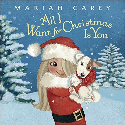 Mariah Carey Christmas Book Giveaway: Puppy Activities Included