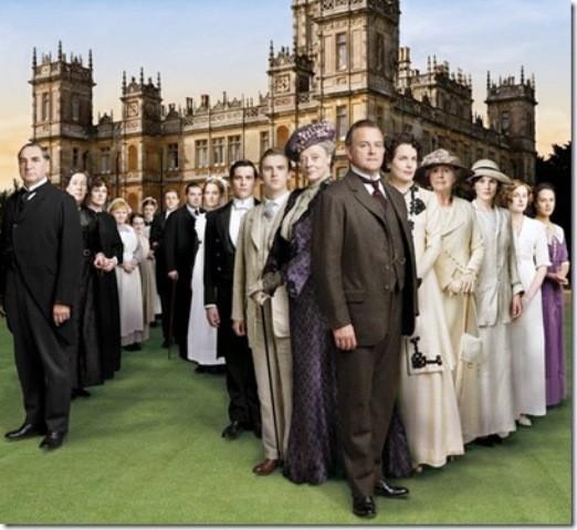 The League of British Artists: 'Downton Abbey' Season 3