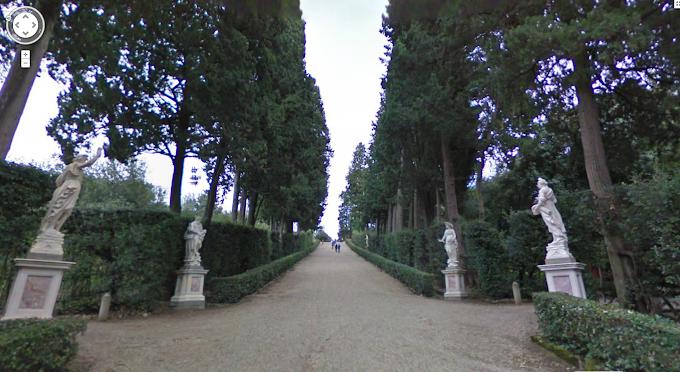 Calatorie virtuala prin Toscana si Florenta