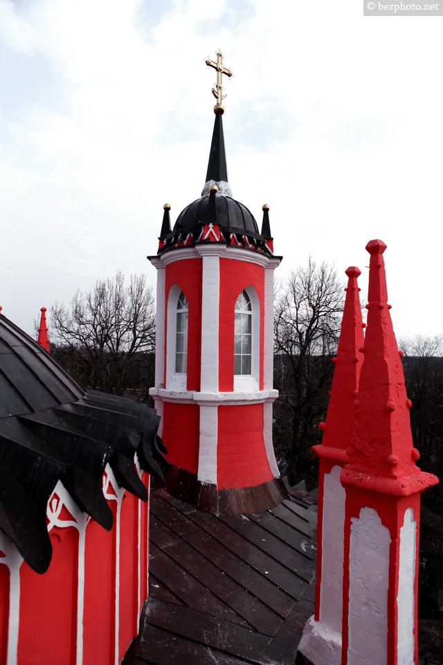 село красное старицкий район