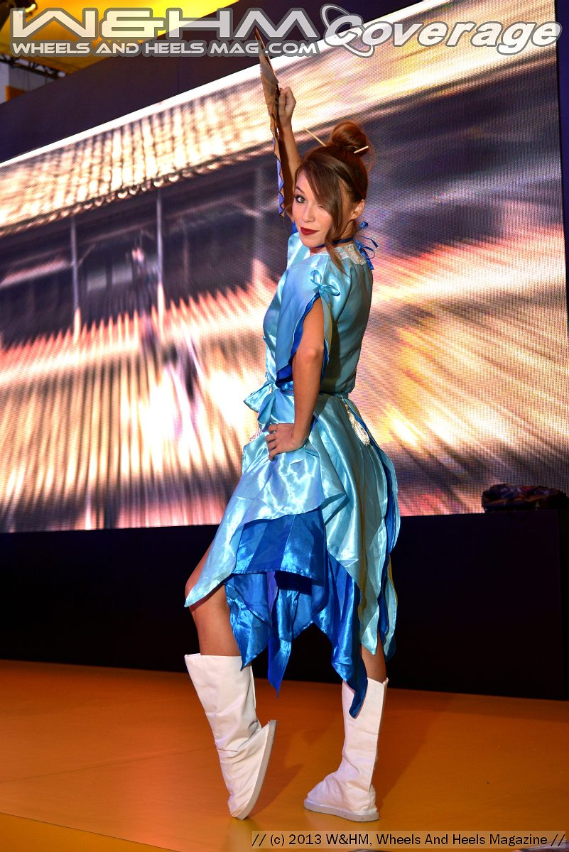 Wheels And Heels Magazine / W&HM: Girls of 2013 #E3 Mega ...