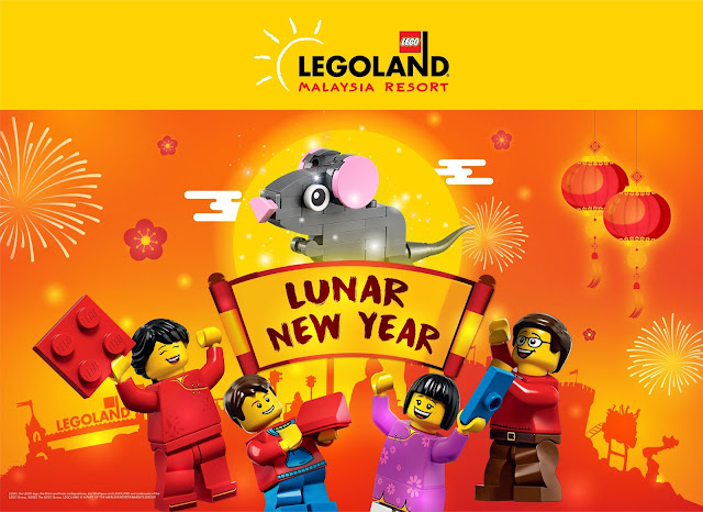 Keeping Traditions Alive at LEGOLAND® Malaysia Resort this Lunar New Year