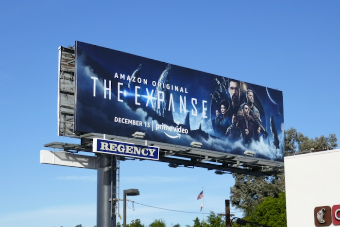 Expanse season 4 billboard