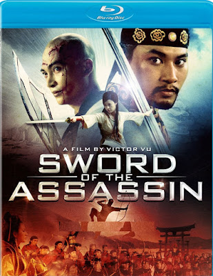 Sword of the Assassin (2012) Dual Audio [Hindi – Vietnamese] 720p | 480p BluRay ESub x264 950Mb | 350Mb