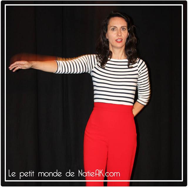 Olivia Moore Egoïste Paris