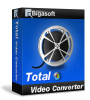 تحميل برنامج تحويل الفيديو Bigasoft