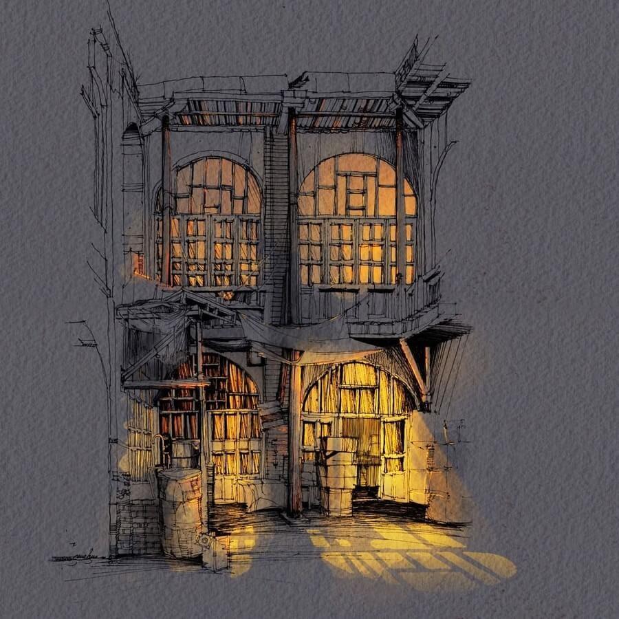 01-Late-night-bookshop-Meyssam-Seddigh-www-designstack-co