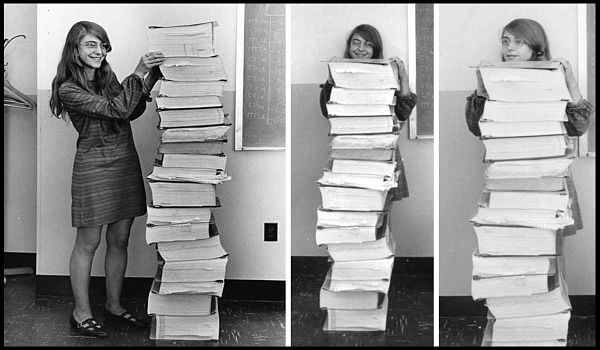 las mujeres primeras programadoras informáticas